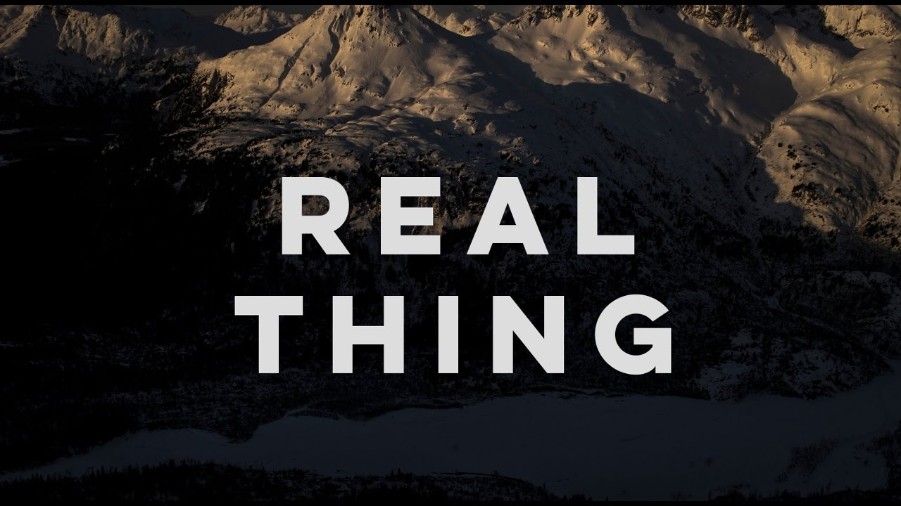 Zac Brown Band — Real Thing (Lyric Video)