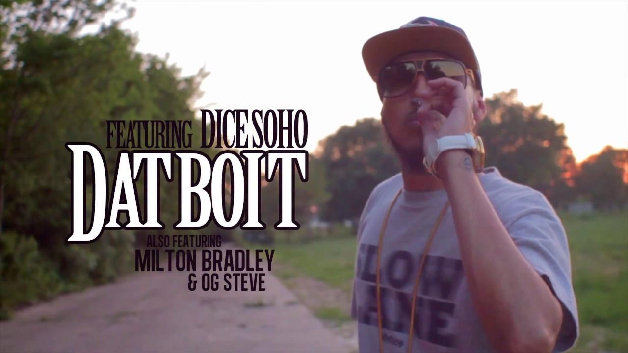 Dat Boi T — «Joke» feat. Dice $oho [Official Video] 2017