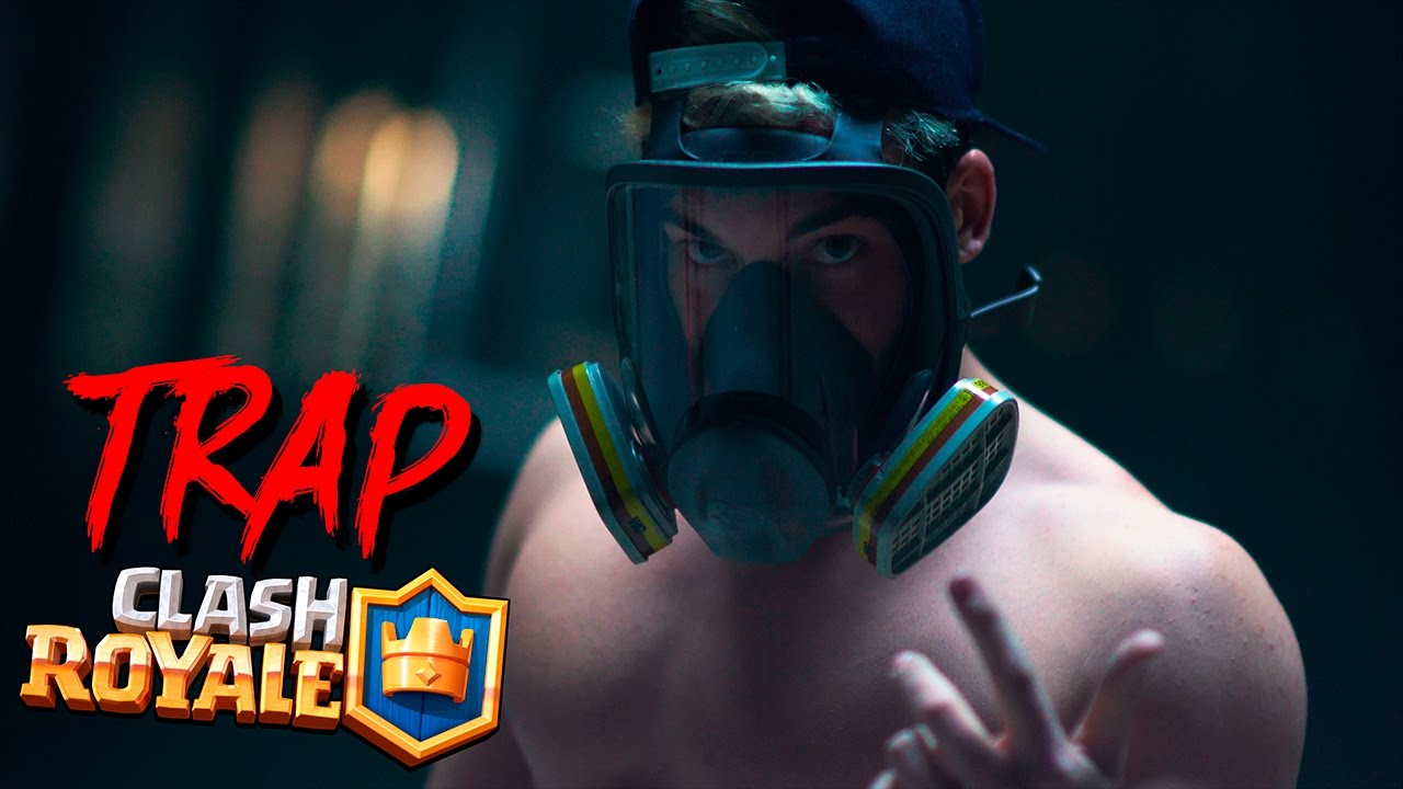 TRAP CLASH ROYALE | BYVIRUZZ (OFFICIAL VIDEO)