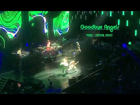 Red Hot Chili Peppers — Goodbye Angels [#AMT — OFFICIAL VIDEO] (Philips Arena, Atlanta — 04/14/2017)