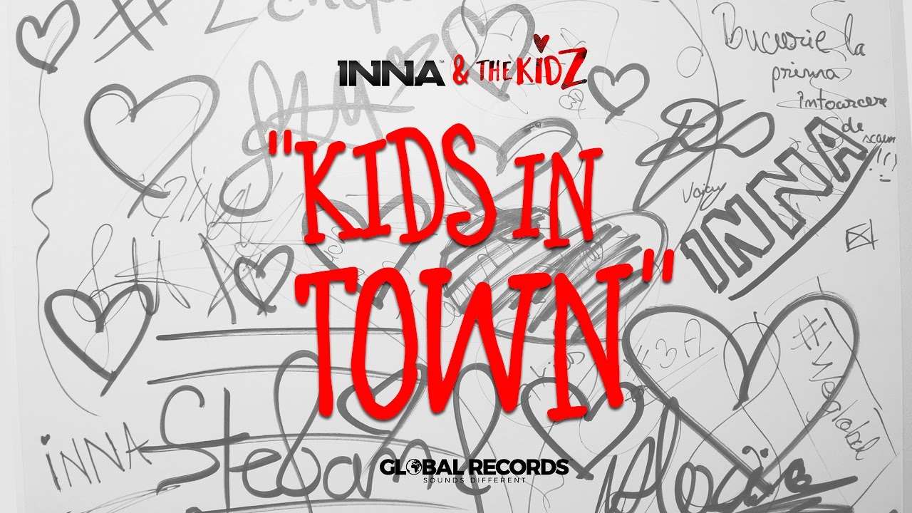 The Kidz — Kids in Town | Official Video