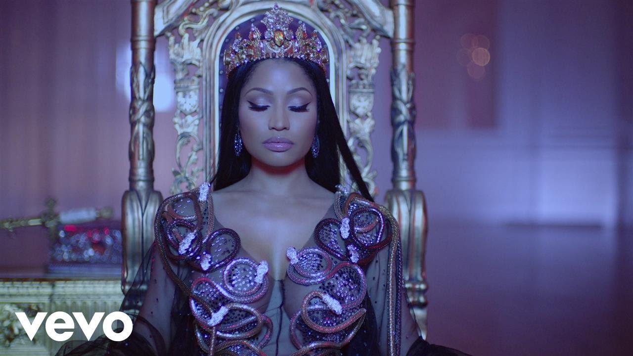Nicki Minaj, Drake, Lil Wayne — No Frauds