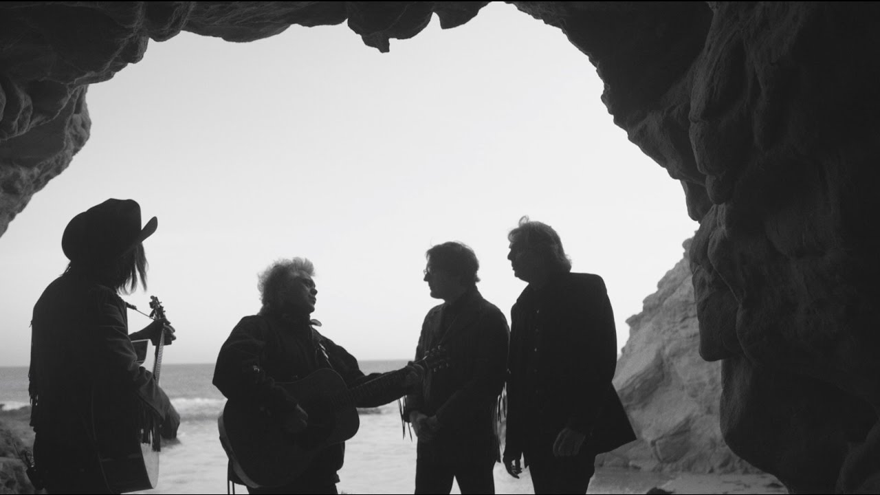 Marty Stuart — Wait For The Morning (Acoustic) [Official Video]