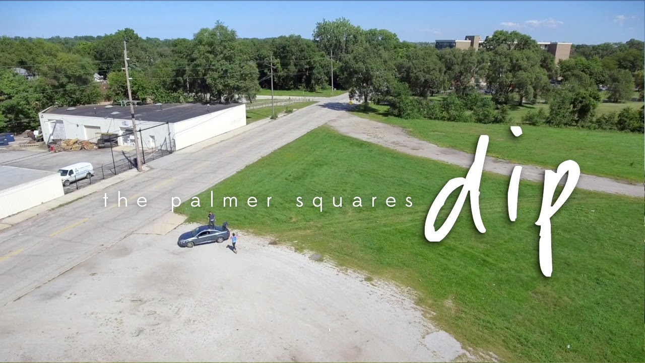 The Palmer Squares — Dip [Official Video]