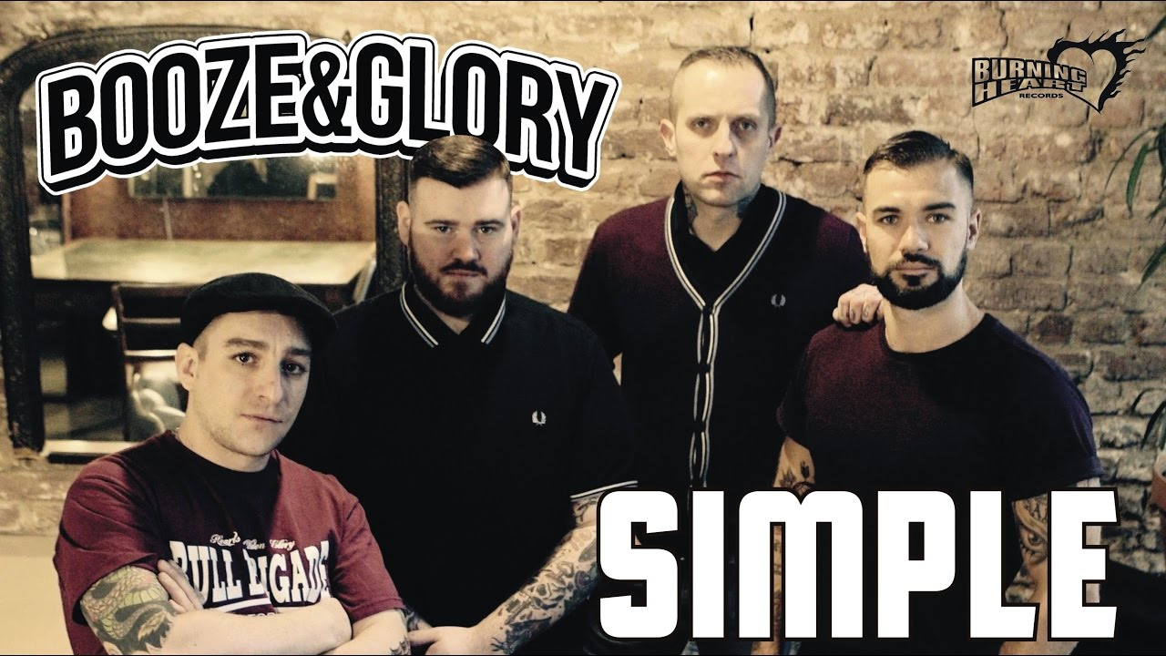 Booze & Glory — «Simple» — Official Video (HD)