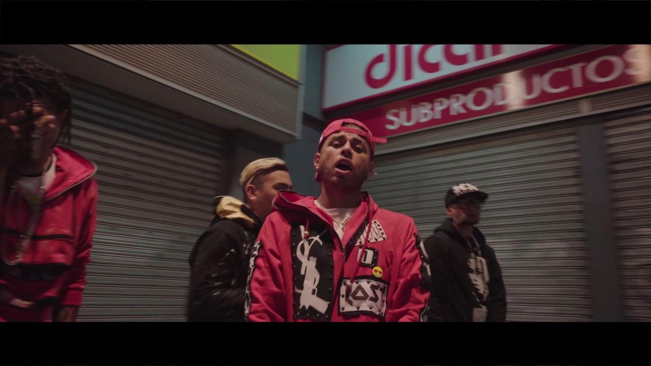 Nacion Triizy — Somos los Mismos (Official Video)