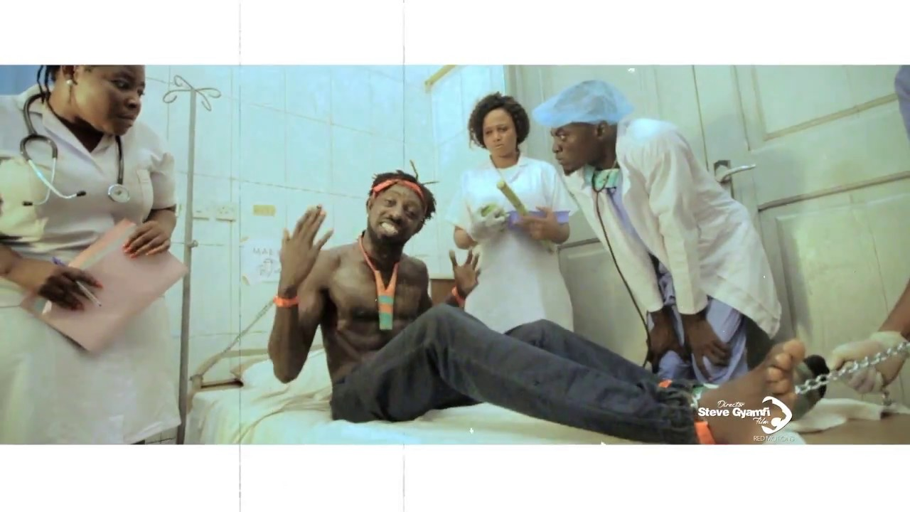 Full Video: LILWIN ft Kooko 'Me Yare' (I'm sick) Official video