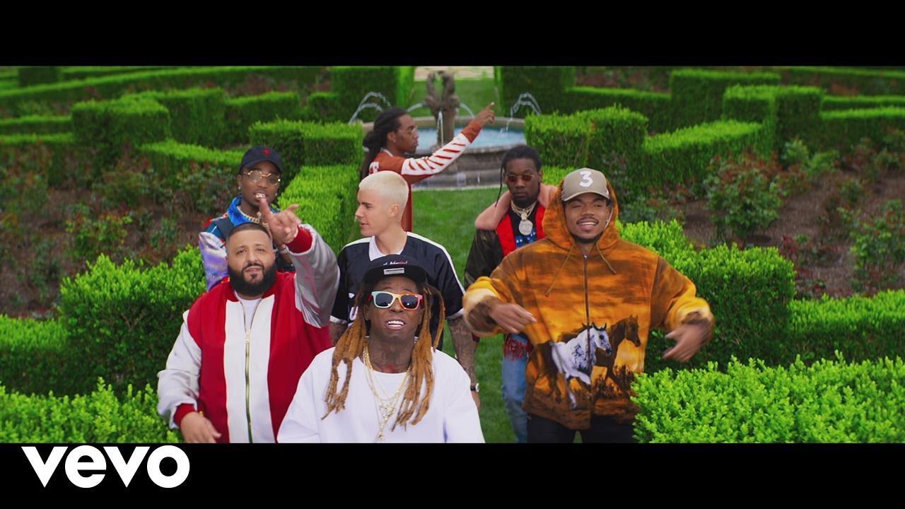DJ Khaled — I'm the One ft. Justin Bieber, Quavo, Chance the Rapper, Lil Wayne