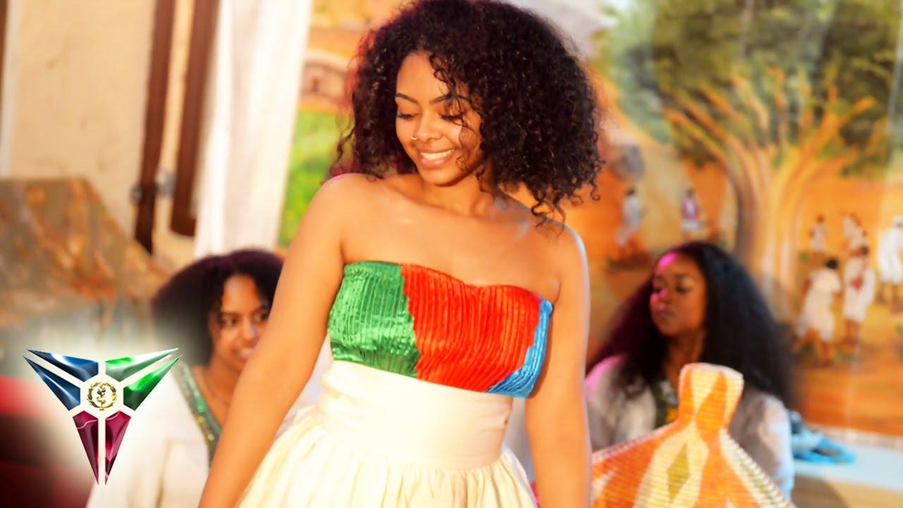 Wedi Gidey — Nitehagos Lomi — Official Video — New Eritrean Music 2017