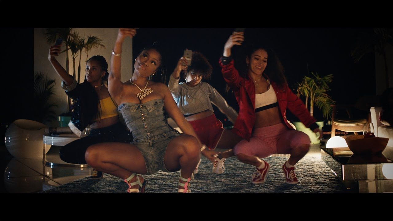 Major Lazer — Run Up (feat. PARTYNEXTDOOR & Nicki Minaj) (Official Music Video)