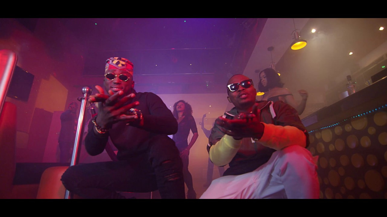 DJ SPINALL — Gimme Luv (Official Video) ft. Olamide