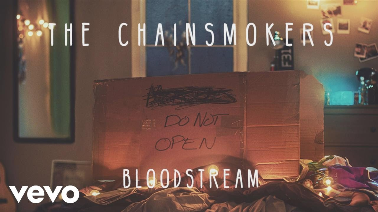 The Chainsmokers — Bloodstream (Audio)