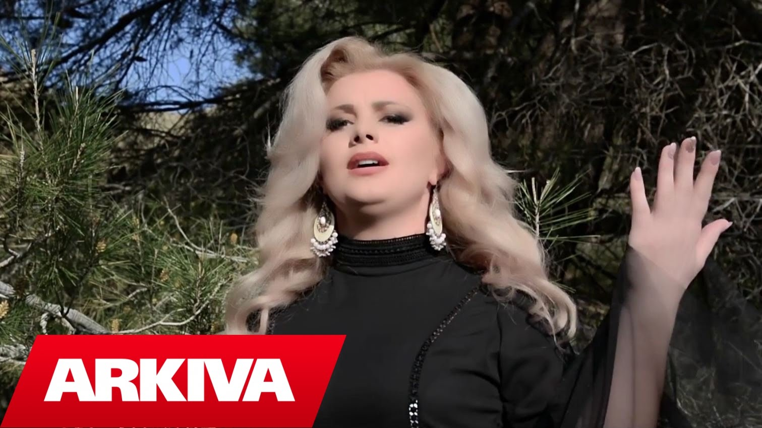 Blerina Gashi — Lamtumirë (Official Video HD) — YouTube