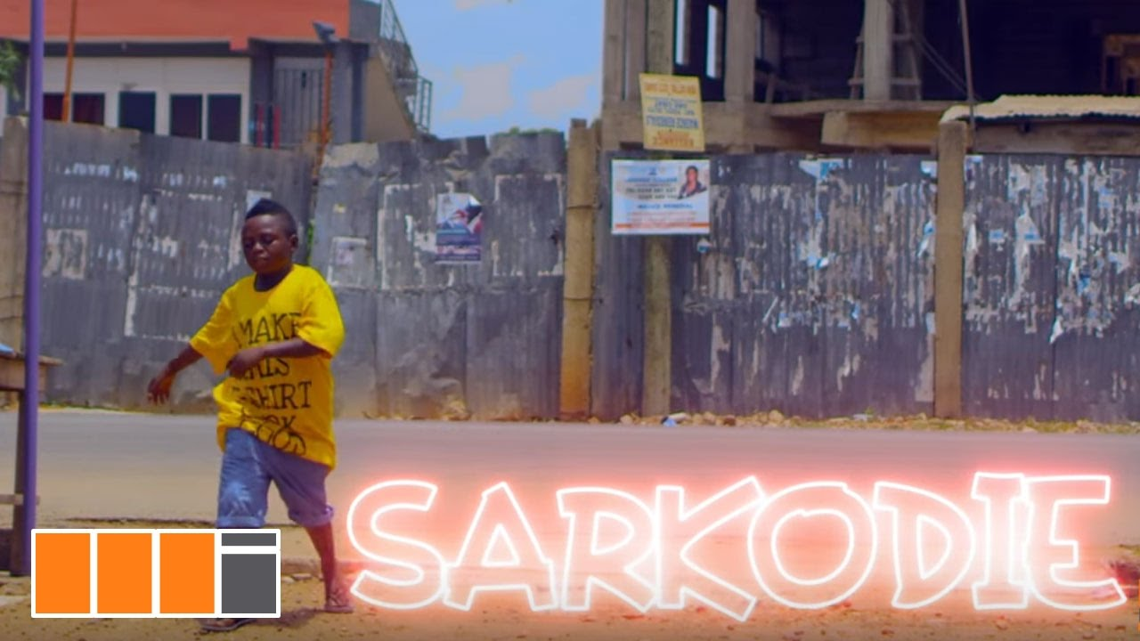 Sarkodie — Gboza (Official Video)