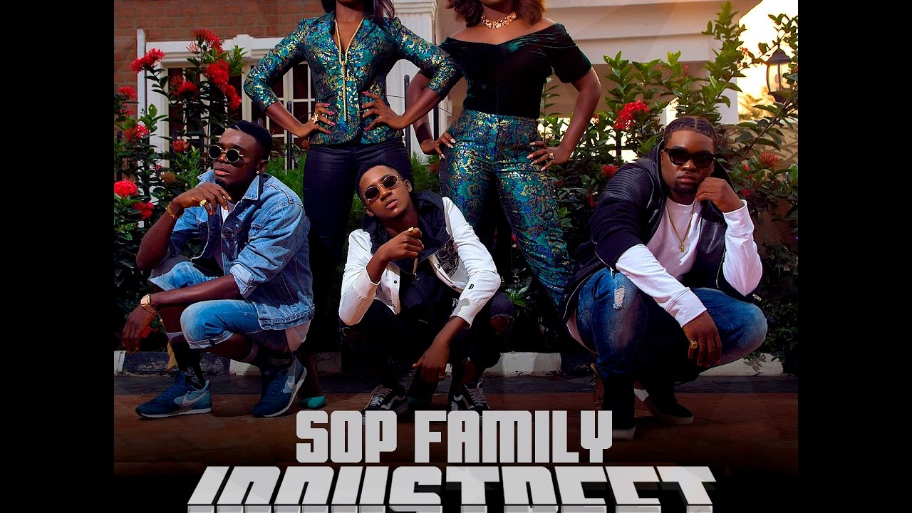 SOP FAMILY — INDUSTREET THEME SONG (OFFICIAL VIDEO)