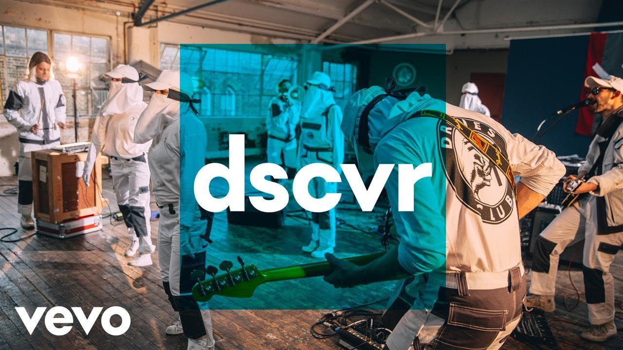 Drones Club — Hurricane — Vevo dscvr (Live)
