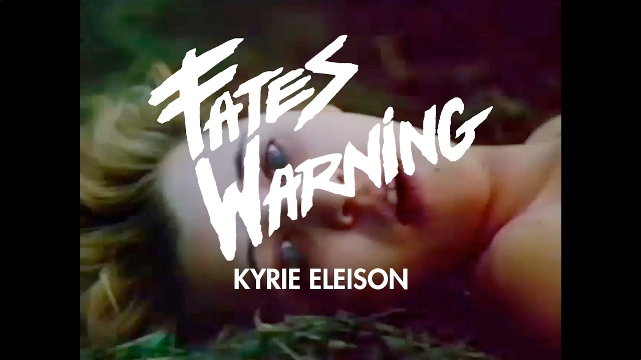 Fates Warning «Kyrie Eleison» (OFFICIAL VIDEO)