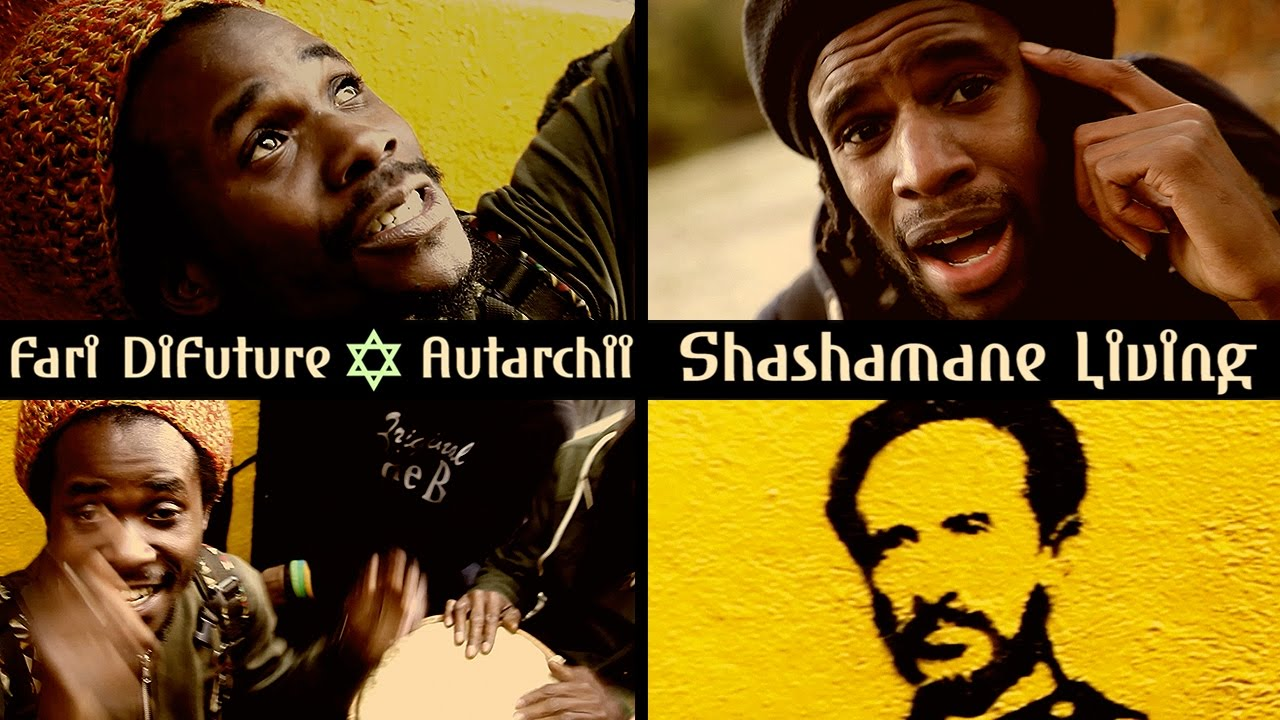 Fari DiFuture & Autarchii — Shashamane Living [Official Video 2017]
