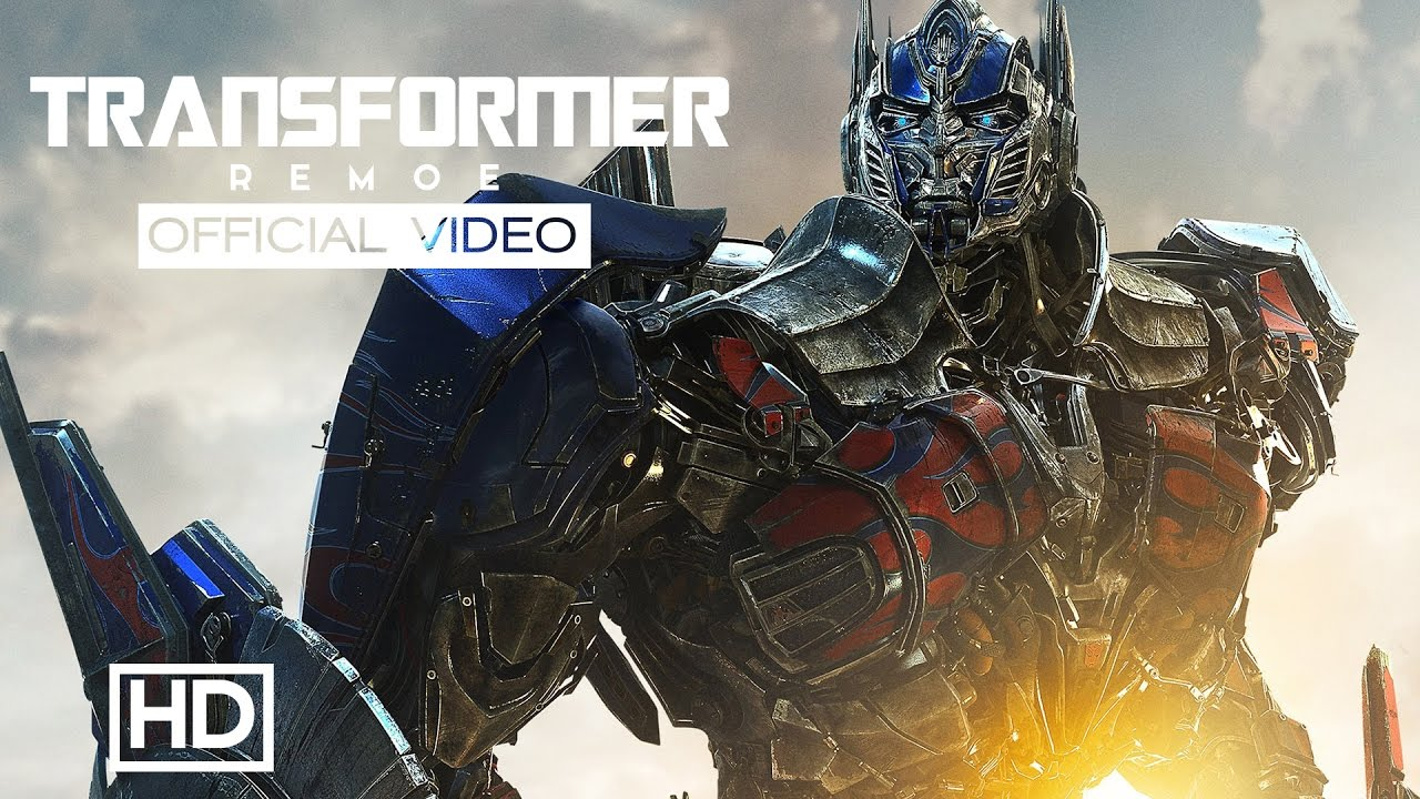 «TRANSFORMER» (Official Video 2017) by REMOE