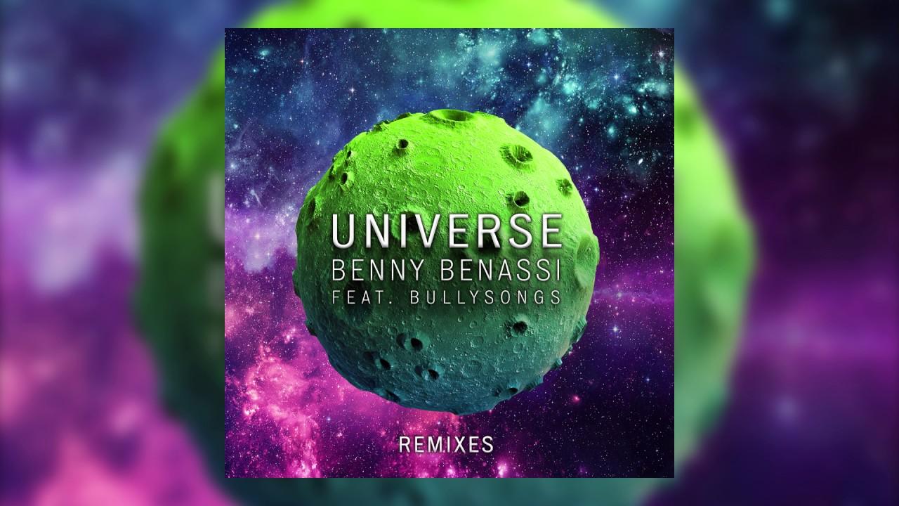 Benny Benassi — Universe feat. BullySongs (Kharfi Remix) [Cover Art]