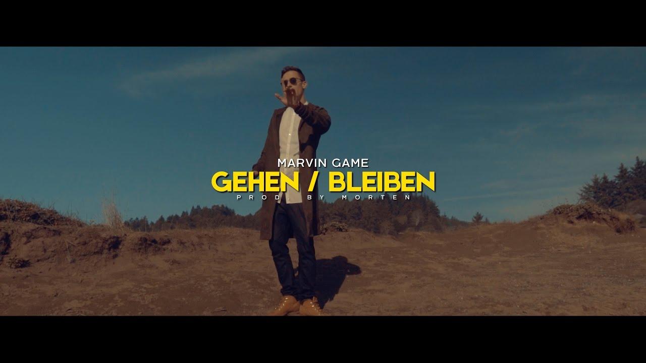 MARVIN GAME — GEHEN / BLEIBEN || prod. by morten (OFFICIAL VIDEO) || ALBUM OUT NOW