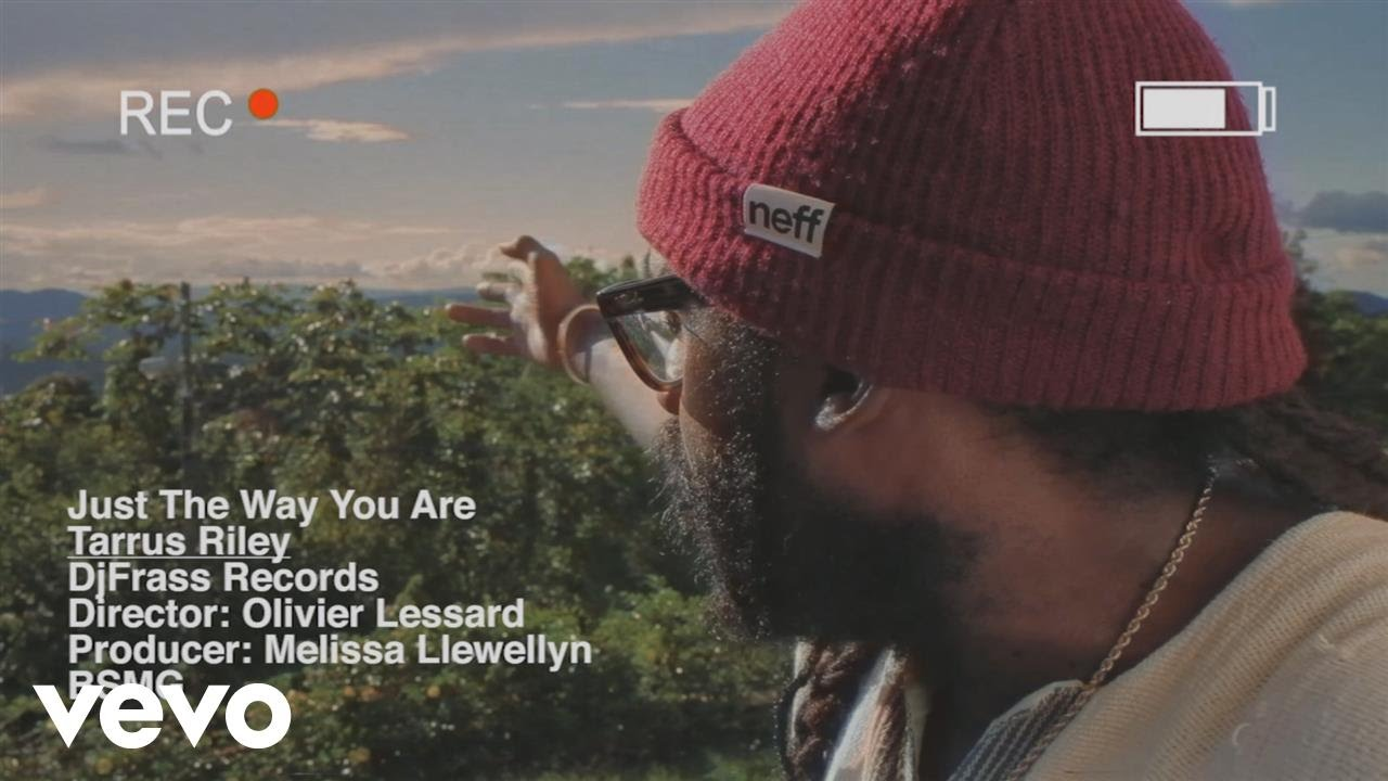 Tarrus Riley — Just The Way You Are (Official Video)