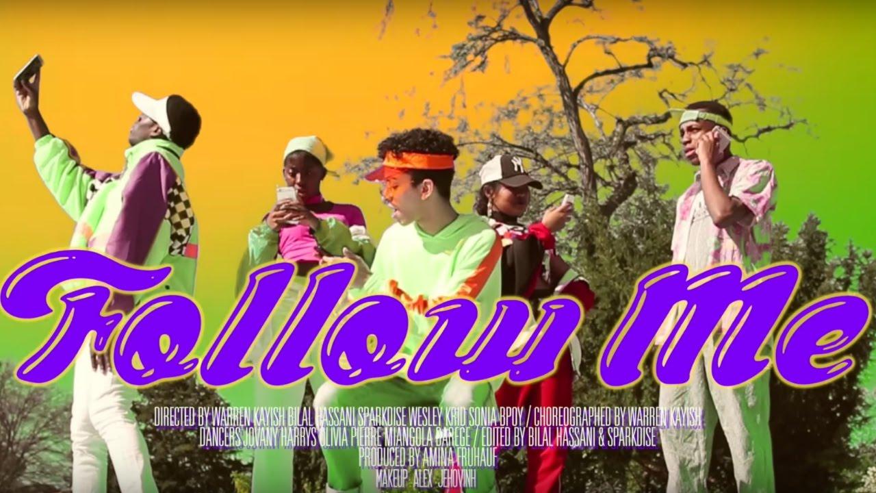 Bilal Hassani — Follow Me (Official Video)