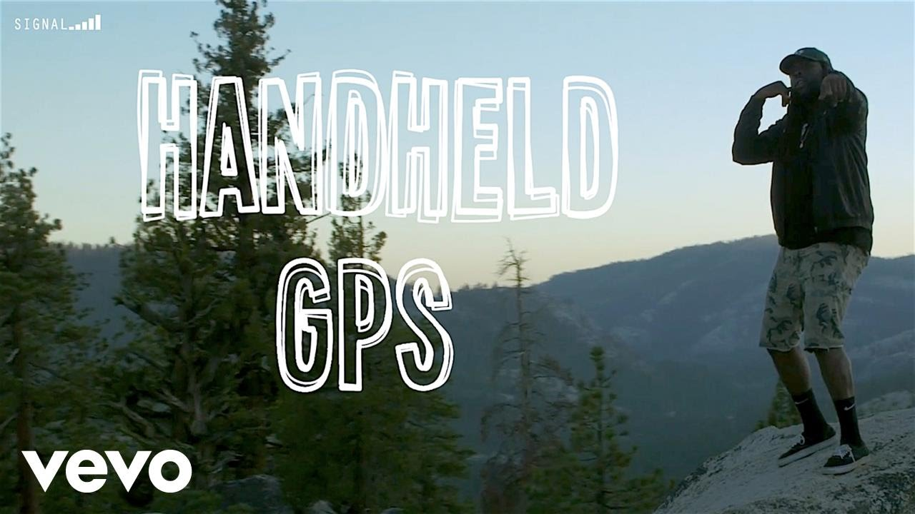 Rexx Life Raj — Handheld GPS (Official Video)