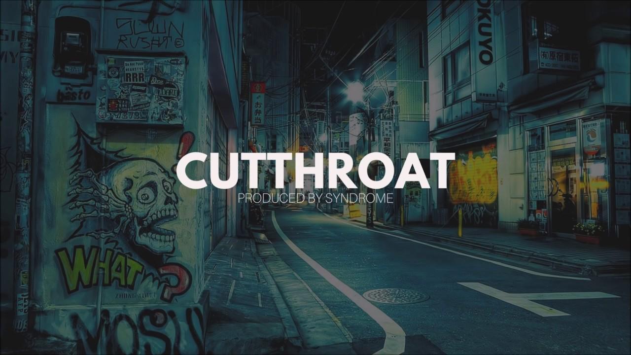 FREE Old School Dark Rap Beat / Cutthroat (Prod. By Syndrome)