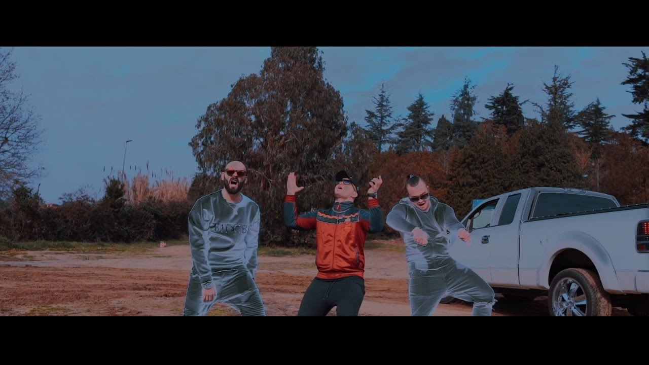 NOSFE — Clownii feat. GOLANI (Official Video)