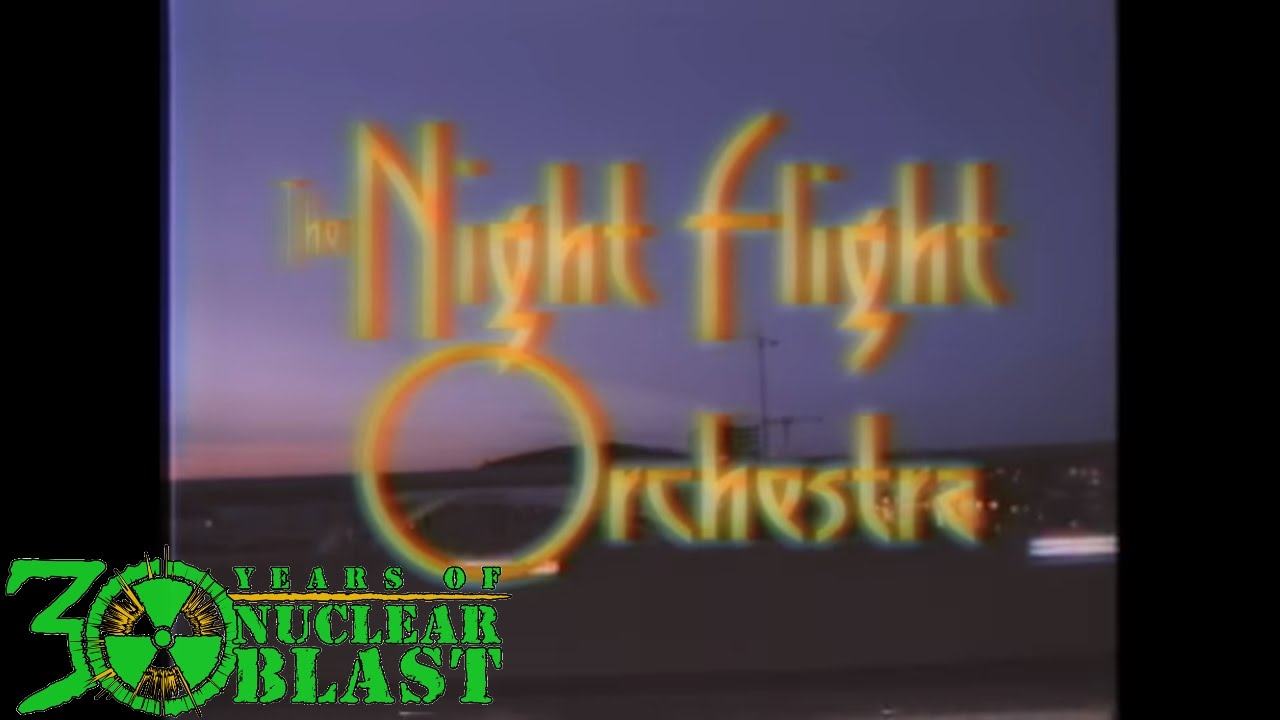 THE NIGHT FLIGHT ORCHESTRA — Something Mysterious (OFFICIAL MUSIC VIDEO)