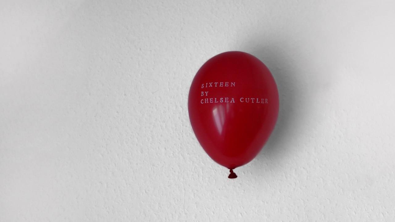 Chelsea Cutler — Sixteen (Cover Art) [Ultra Music]