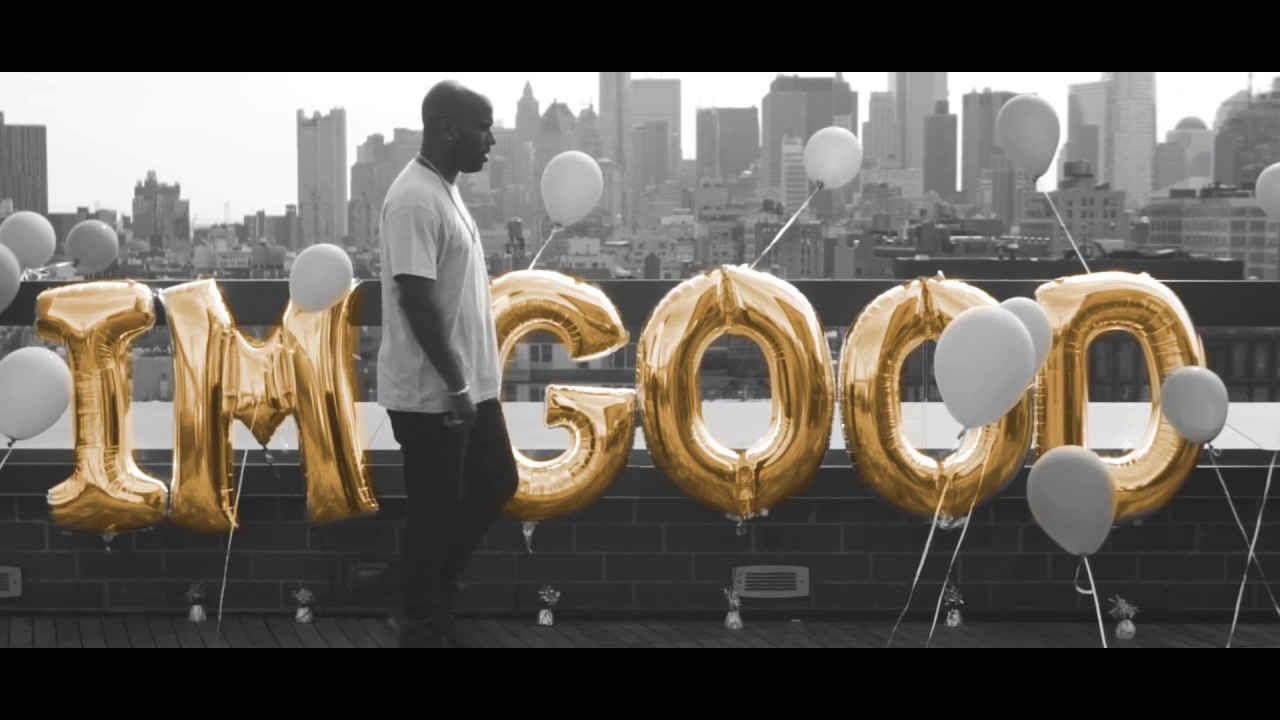 YONAS — I'm Good feat. XV (Official Video)
