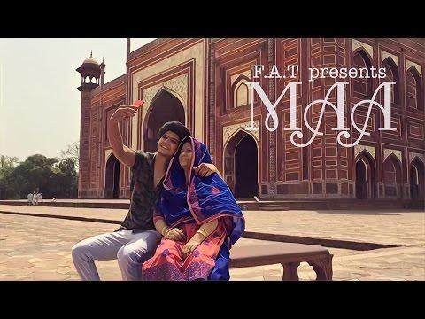 Latest hindi rap song 2017 || Maa Feat. Farhan Khan (Official Video) || Sad rap