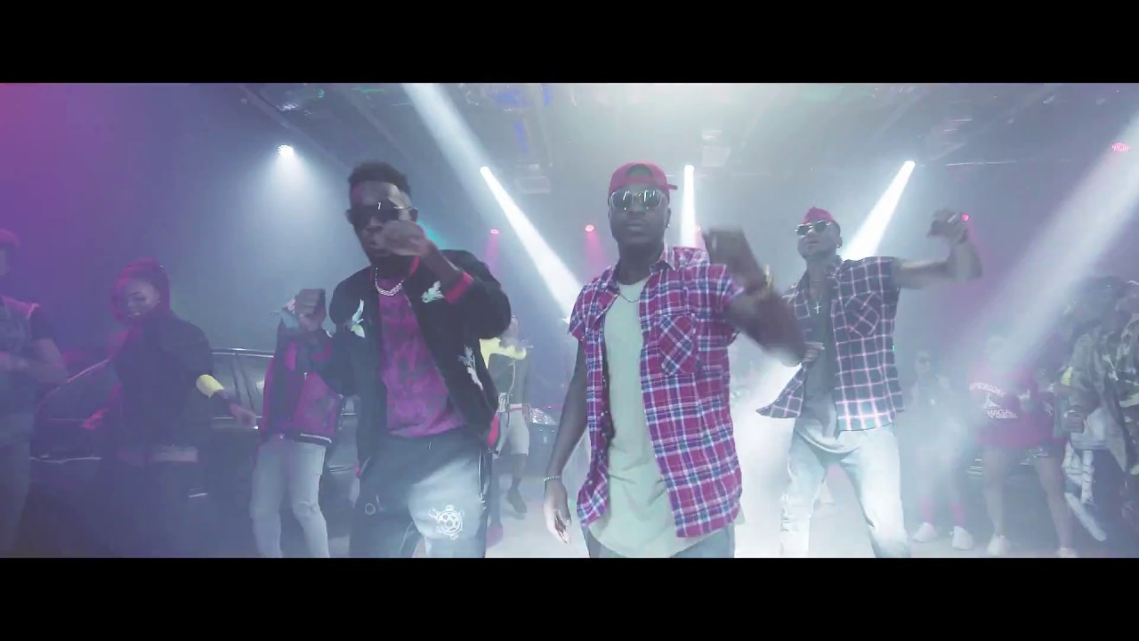 Toofan Ft. Patoranking — «MA GIRL» (Official Video)