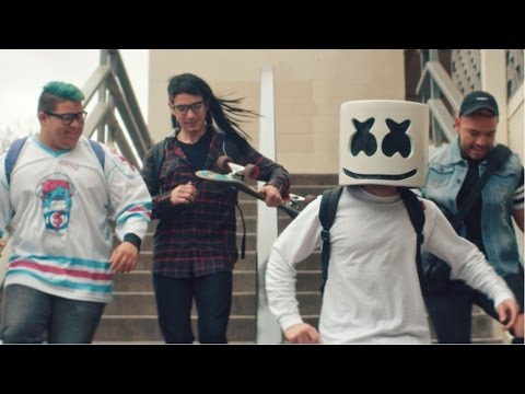 Marshmello — Moving On (Official Music Video)