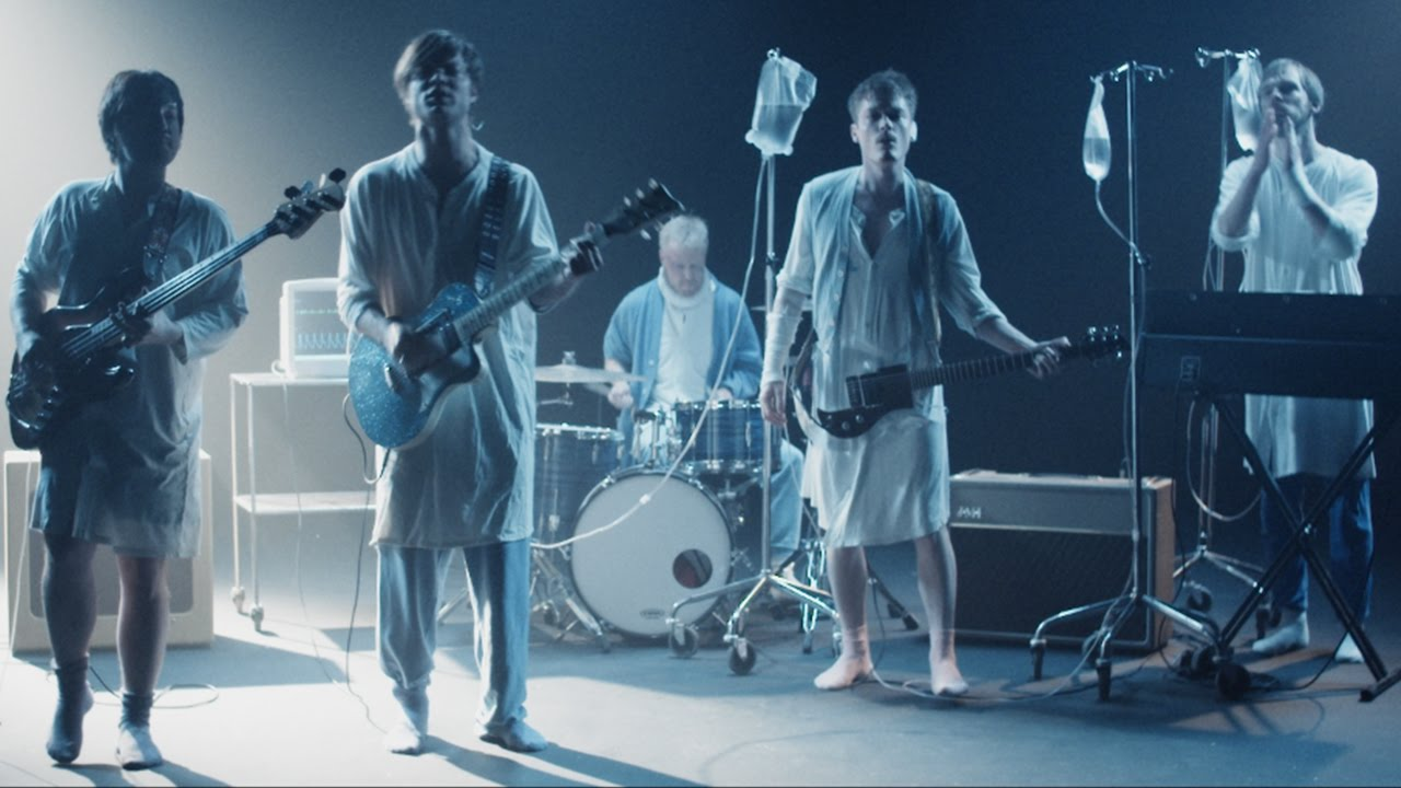 Mando Diao — All The Things (Official Video)
