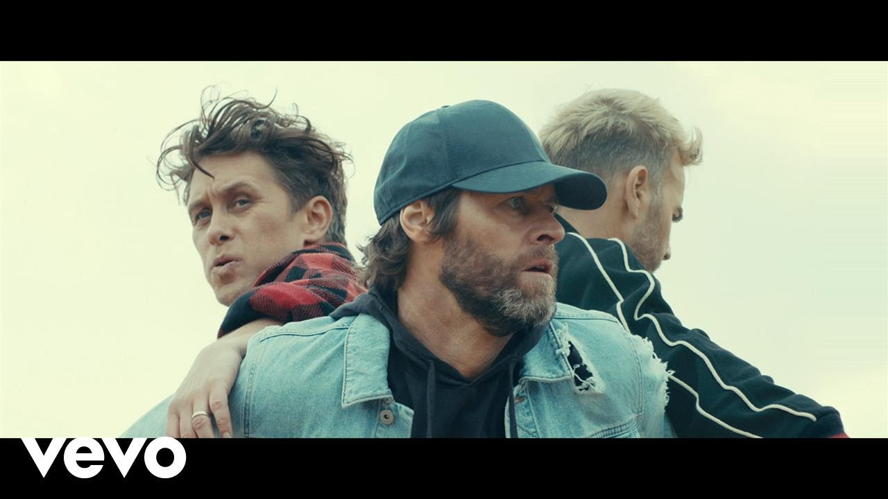 Take That — New Day (Official Video)