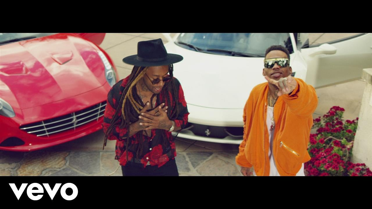 Kid Ink — F With U (Official Video) ft. Ty Dolla $ign