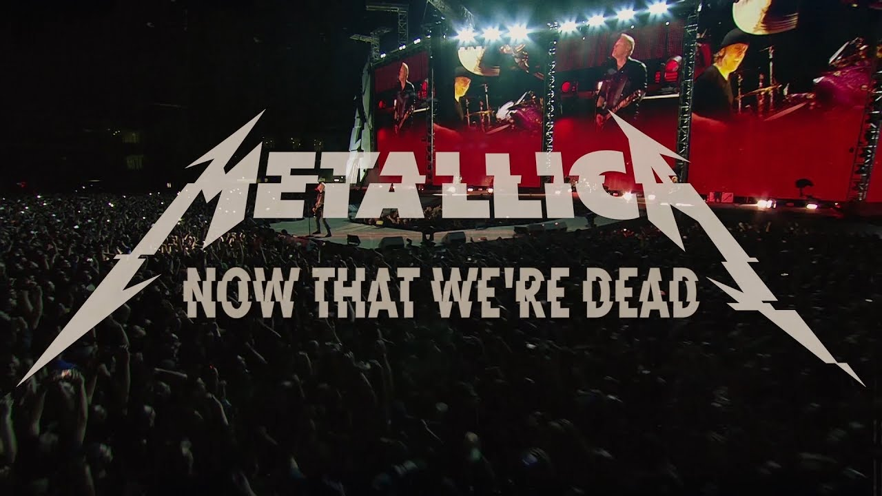 Metallica: Now That We're Dead (Official Music Video II)