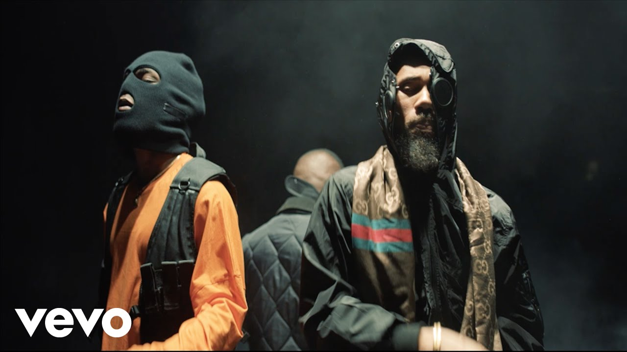 Phyno — Link Up [Official Video] ft. Burnaboy, M.I