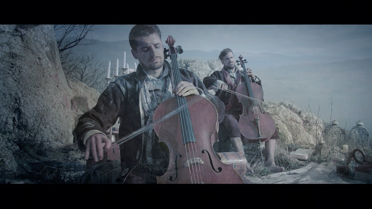 2CELLOS — May It Be — The Lord of the Rings [OFFICIAL VIDEO]