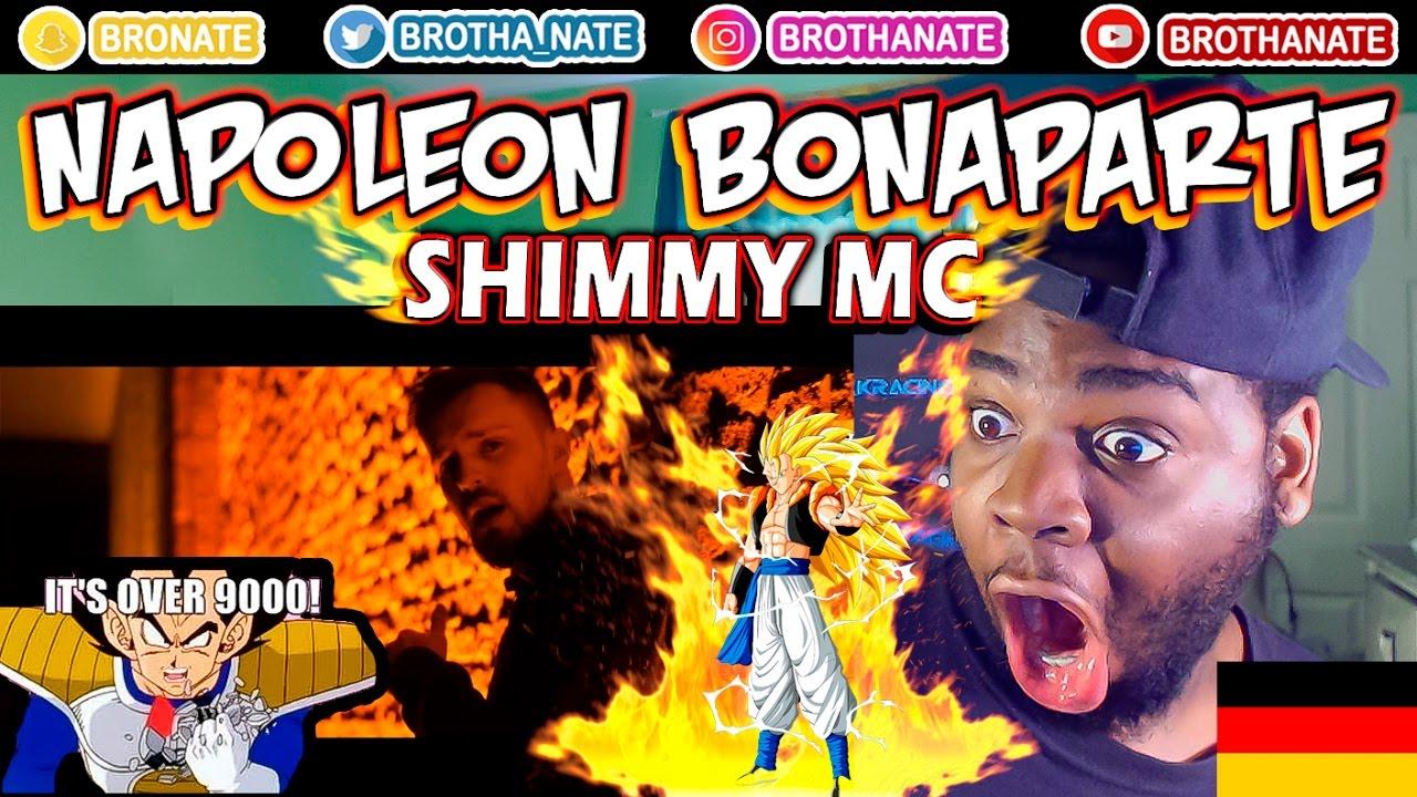 SPONGEBOZZ + KOLLEGAH = ShimmyMC — Napoleon Bonaparte OFFICIAL VIDEO | Shimmy Napoleon