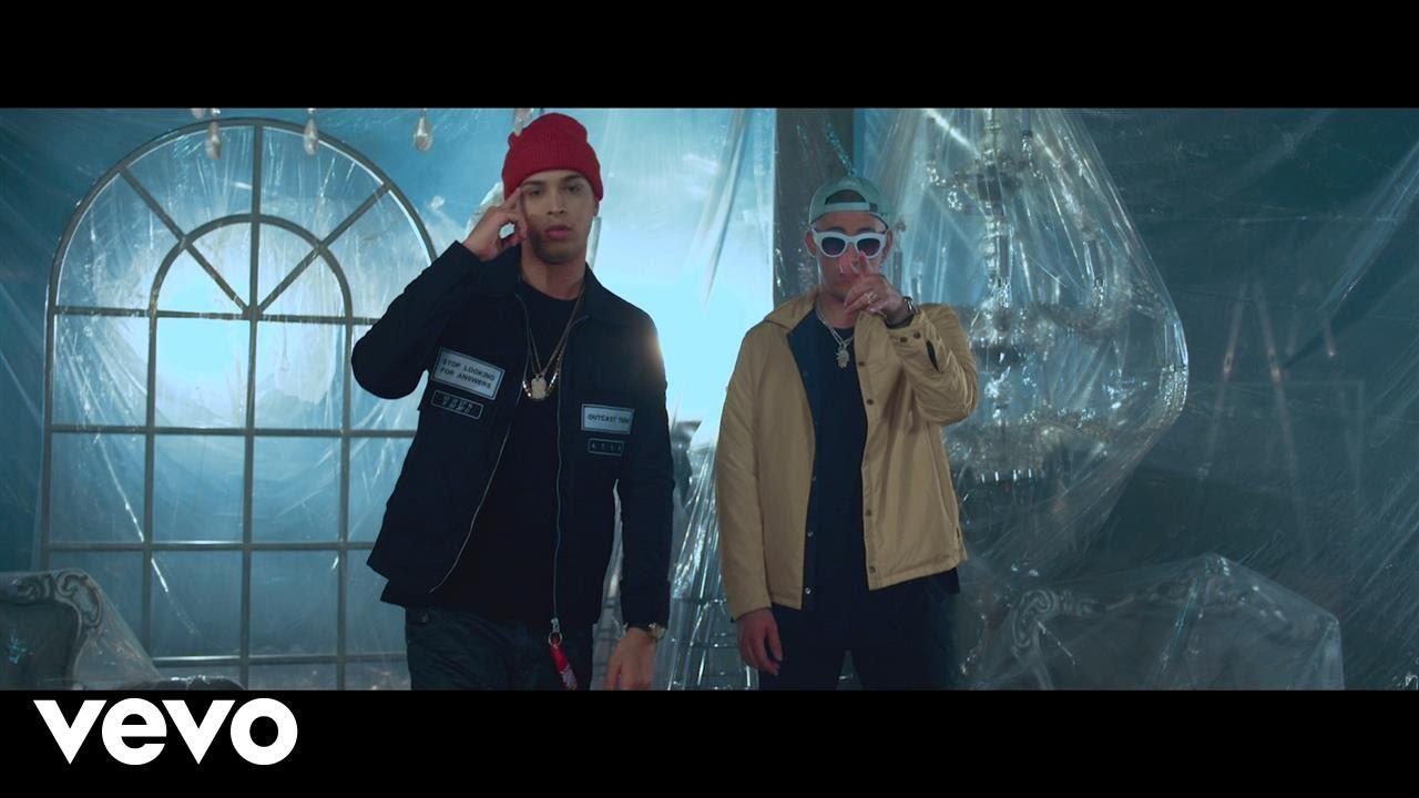 Noriel — Amigos y Enemigos (Official Video) ft. Bad Bunny, Almighty