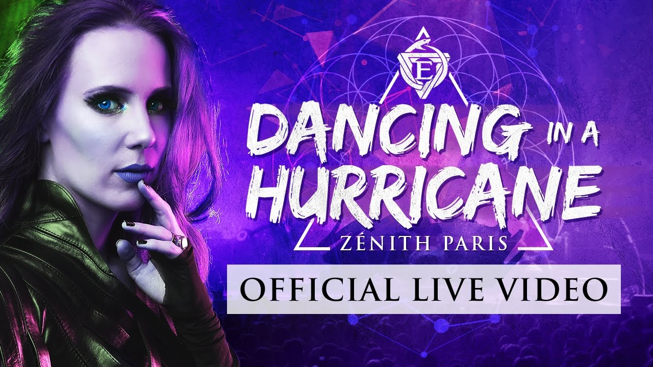 EPICA — Dancing In A Hurricane — Live at the Zenith (OFFICIAL VIDEO)