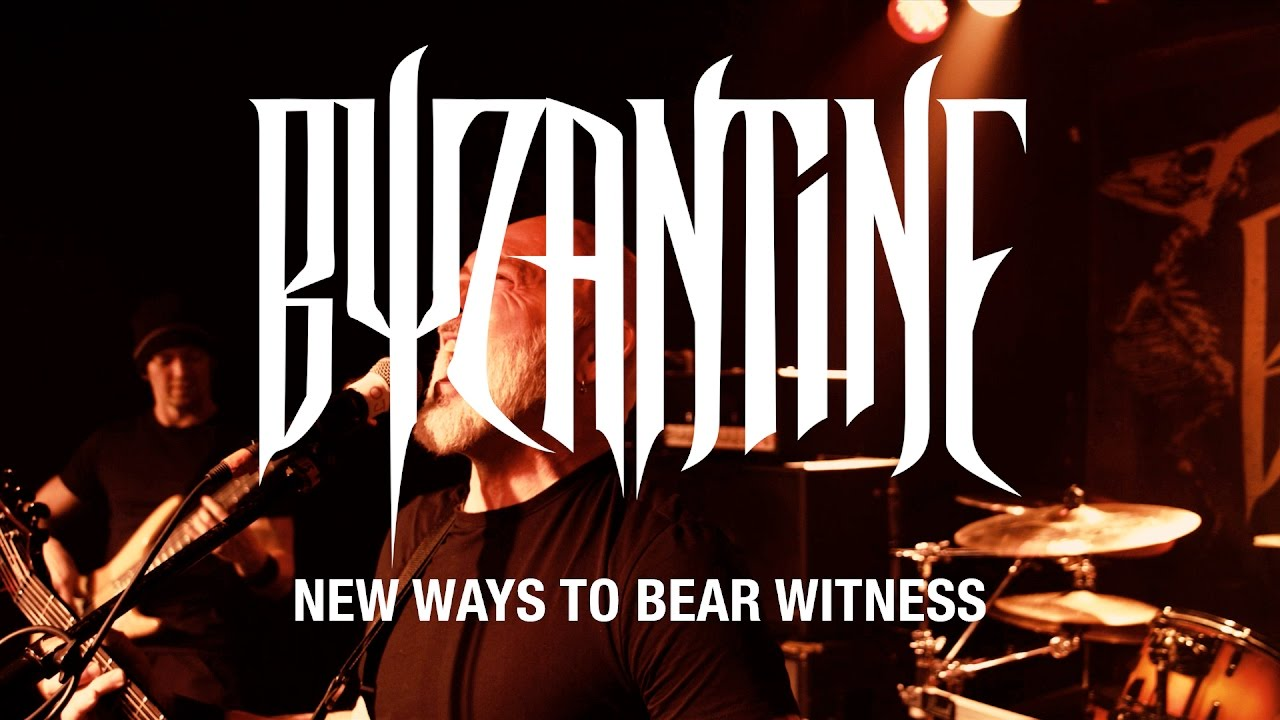 Byzantine «New Ways to Bear Witness» (OFFICIAL VIDEO in 4k)