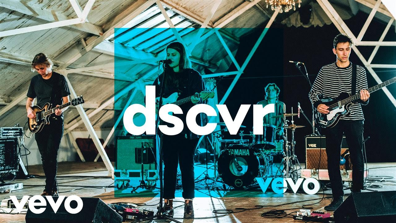 Alex Lahey — Let's Go Out — Vevo dscvr (Live)