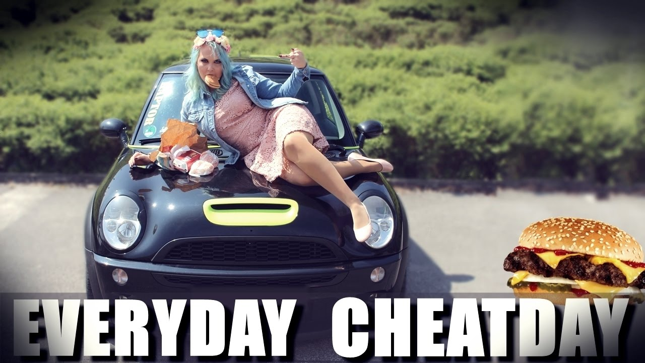 EVERYDAY CHEATDAY (Official Video) Everyday Saturday PARODIE | Jennys strange World