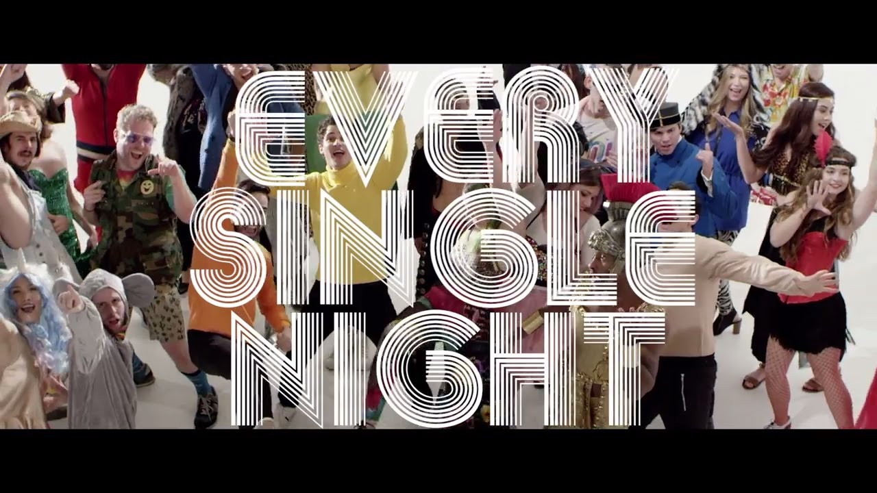 Computer Games, Darren Criss — Every Single Night (Official Music Video)