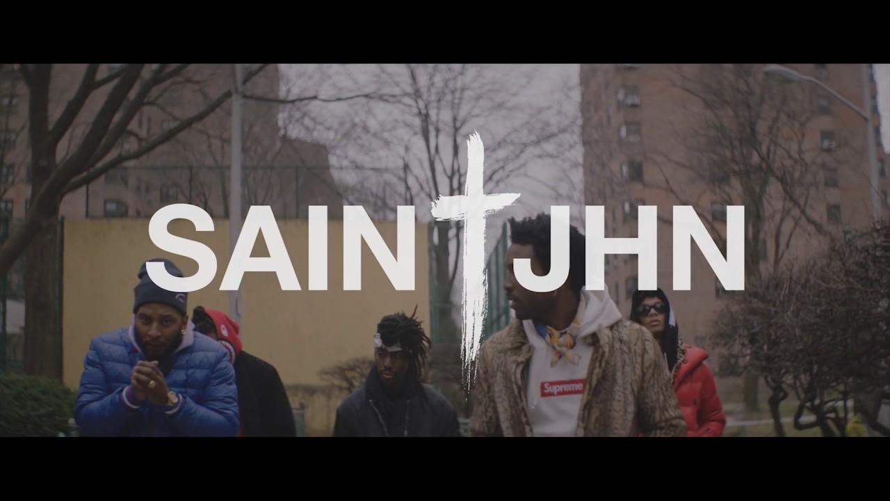 SAINt JHN — 3 Below [Official Video]